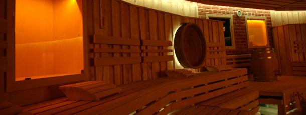 Panorama-Sauna Therme Obernsees